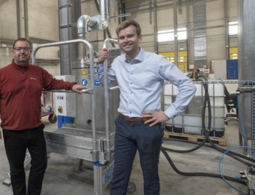 Seram Coatings – ny teknologibedrift med lovende produkt til Herøya